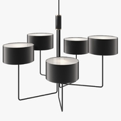 Martin Huxford - T59 quintet chandelier