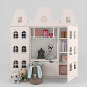 Детская мебель и аксессуары 35
