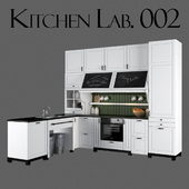 Kitchen Lab. 002 by WoodenHouse