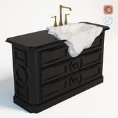 MAISON VALENTINA-PETRA washbasin