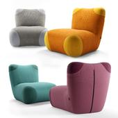 Rolf Benz. Chair Freistil 171.