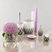 Bathroom accessories PRIMANOVA