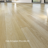 Barlinek Floorboard - Pure Line - Oak Amazon Piccolo