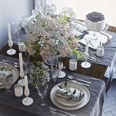 Table setting 24