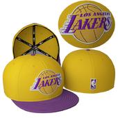 Baseball Cap LA Lakers