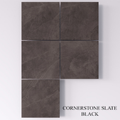 Zeus Ceramica Cornerstone Slate Black