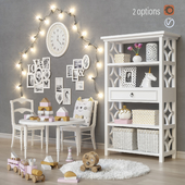 Toys and furniture (2 options) set 22