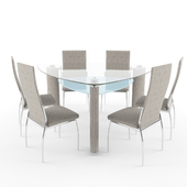 Dico Dinning table and chair