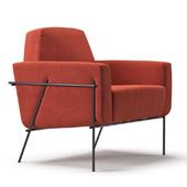 Blasco & Blasco Tallin Club Chair