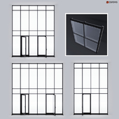 Structural glazing 2
