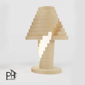Fixture parametrical MUSHROOM