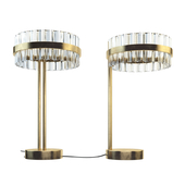 Saturno LED Table lamp by Baroncelli