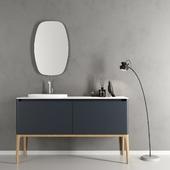 Washbasin Mobiltesino Suite SU03