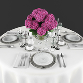 Table setting 01