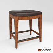 Hooker Furniture Dining Room Sangria Counter Stool
