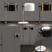 Oluce Coupe Lamp Collection