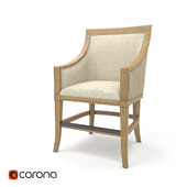 Hooker Furniture Dining Room Sea Breeze Counter Stool