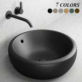 Ceramica Cielo Fluid washbasin