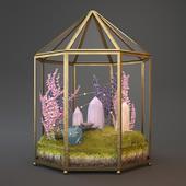 Magic Florarium FOR THE CONTEST
