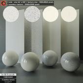 Quartz Slab & Seamless texture Set 120