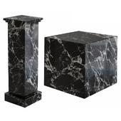 Tables Cube Eichholtz Collections