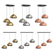 Northern Europe Contemporary Hanging Lamps