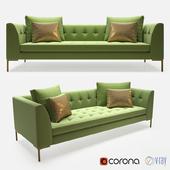 The sofa and Chair company Duchamp sofa