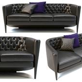 Moroso Rich Cushion, divano