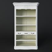 Open bookcase Montigny M531