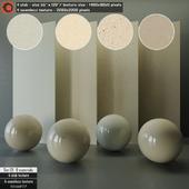 Quartz Slab & Seamless texture Set 121