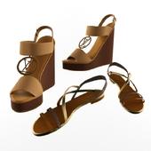 Sandals Louis Vuitton