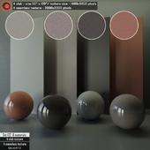 Quartz Slab & Seamless texture Set 122