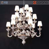 Classic chandelier Silvano Grifoni