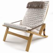 P.B. 10 Lounge Chair