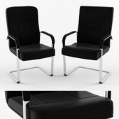 Office chair - Modern chairs no wheels