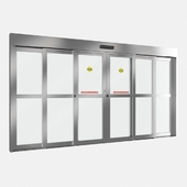 DORMA ESA300T Telescopic Door
