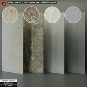 Marble Slab Set 130