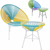 Acapulco Color Chair