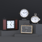 Table clock pack 01