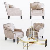 Eichholtz / Merlin armchair