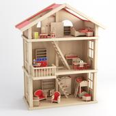 Toy house for girl GOKI