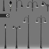 Neri Alcor Street light
