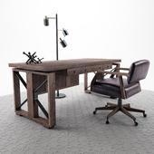 Hooker Office Set