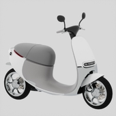 GOGORO electro scooter