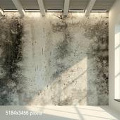 Concrete wall (old concrete) 10