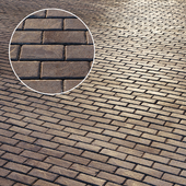 Material of paving slab 01
