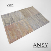 Carpets ANSY Carpet Company collection OSTIN (part.1)