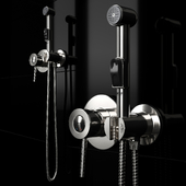 Hygienic shower Grohe BauClassic 124434