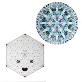 Carpets Moooi / Crystal ice / Crystal teddy