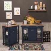 Aldridge Kitchen Cart